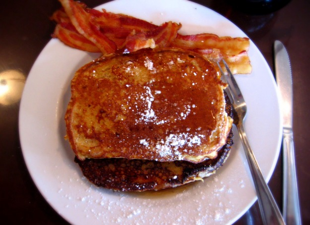 French toast at Country Boy Restaurant