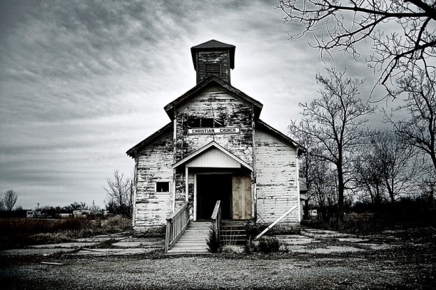 Picher-Oklahoma-Church
