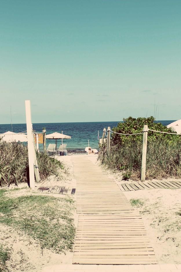 Beach at the Ritz Carlton Key Biscayne