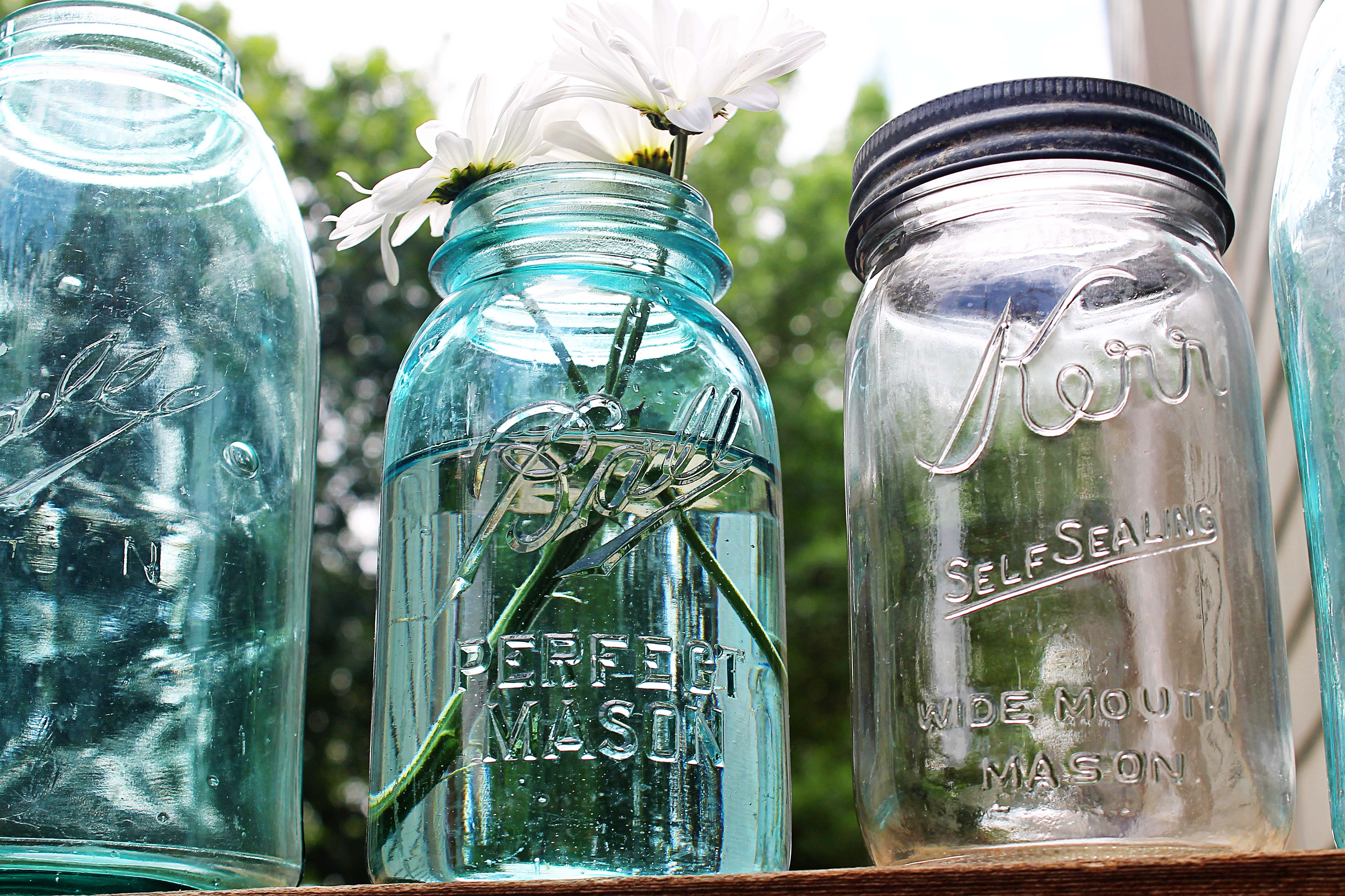 Dating old kerr mason jars