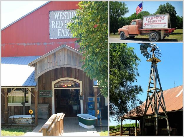 Weston Red Barn Farm in Weston, MO