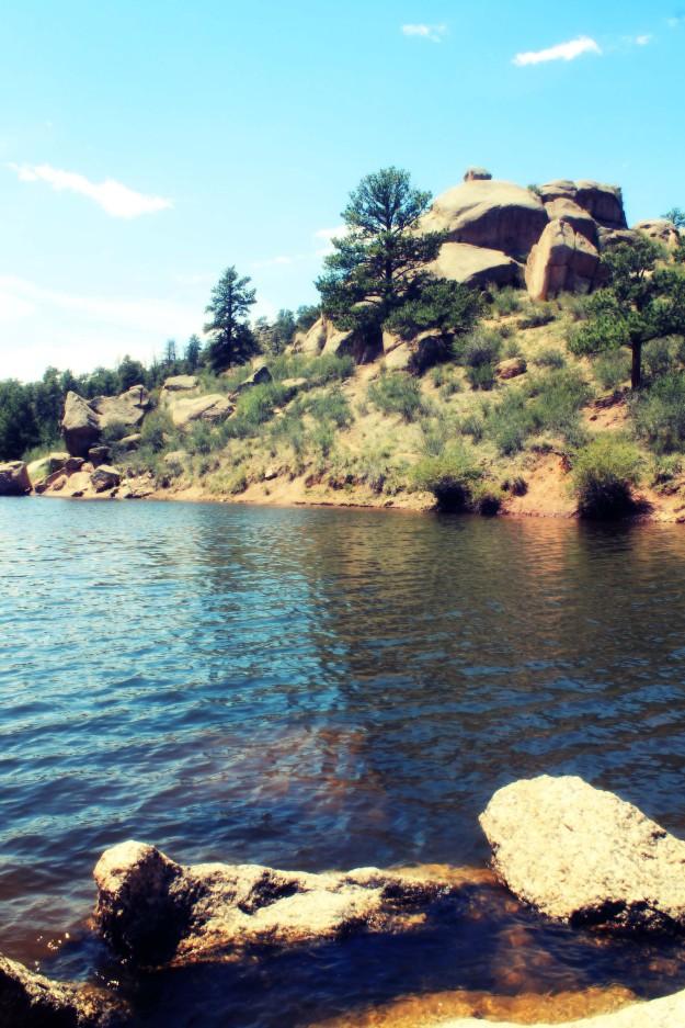 Curt-Gowdy-State-Park-Laramie-Cheyenne-Wyoming-Lake