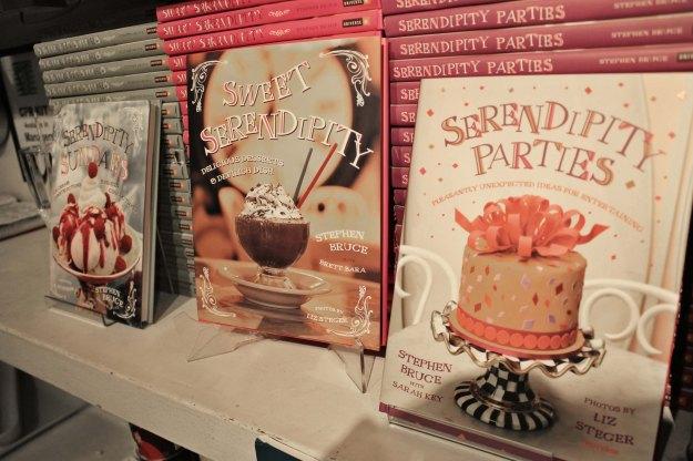 Serendipity-3-Cookbooks